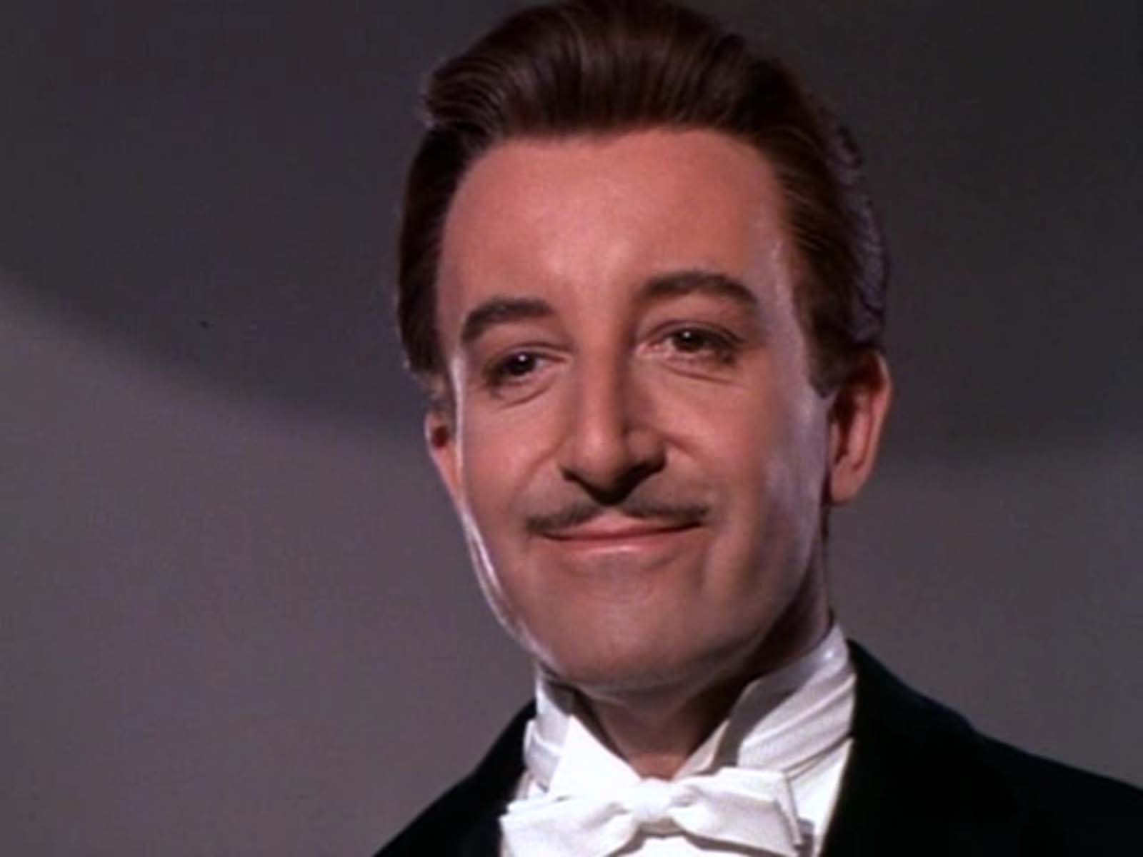 Peter Sellers an Example of Borderline Personality Disorder