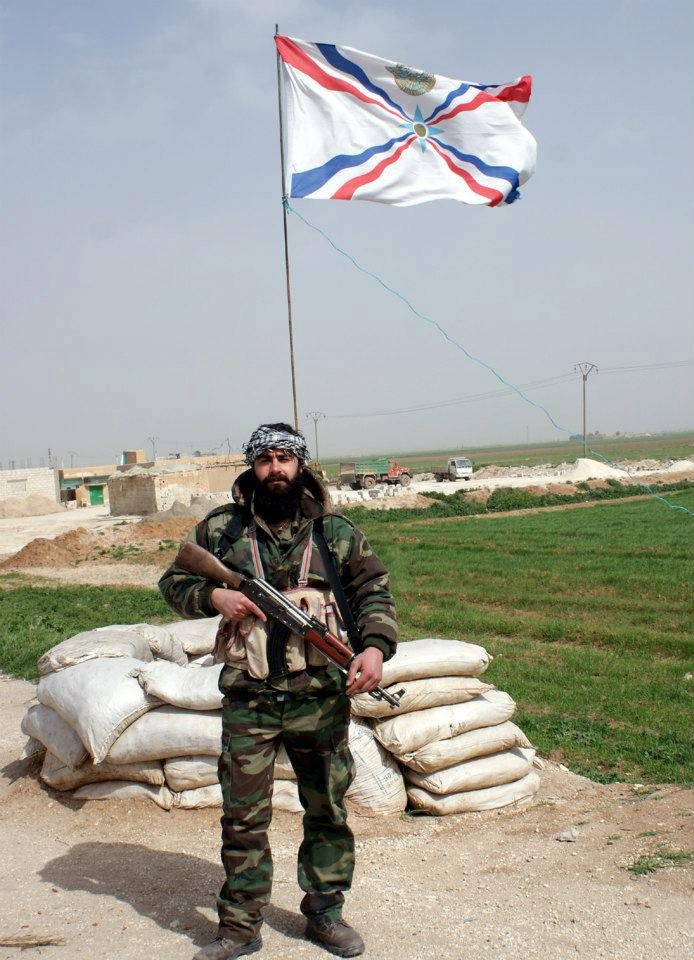 Assyrians in Sy...