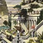 The Hanging Gardens of Assyria?